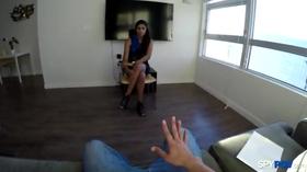 Vadia gostosa sentando na rola do seu namorado pirocudo