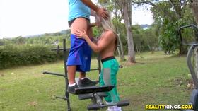 Fernandinha liberando a xota