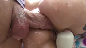 Sexo anal com homem de pau grosso