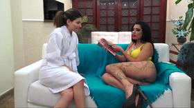 Porno com lésbicas brasileiras