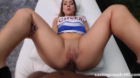 Lider de torcida num sexo anal hd
