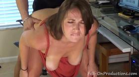 Gordinha amadora no sexo caseiro