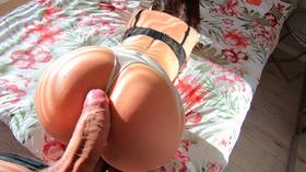 Sexo matinal com a novinha