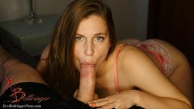 Esposa gostosa fazendo boquete