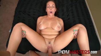 Porn POV com gordelicia